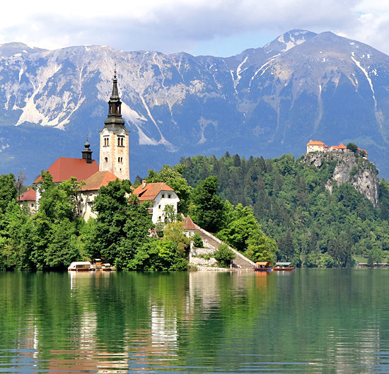 self-guided walking and hiking tours of slovenia