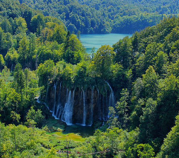 self-guided walking hiking croatia