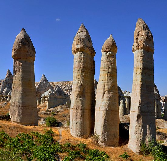 self-guided walking and hiking tours of turkey