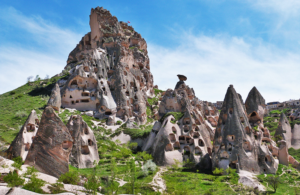 cappadocia independent walking holidays, turkey
