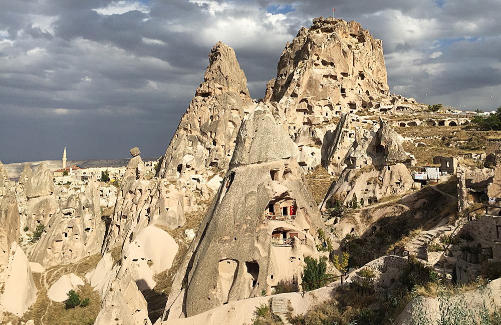 cappadocia self-guided walking tours, turkey