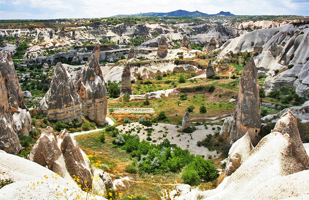 cappadocia unguided walking holidays, turkey