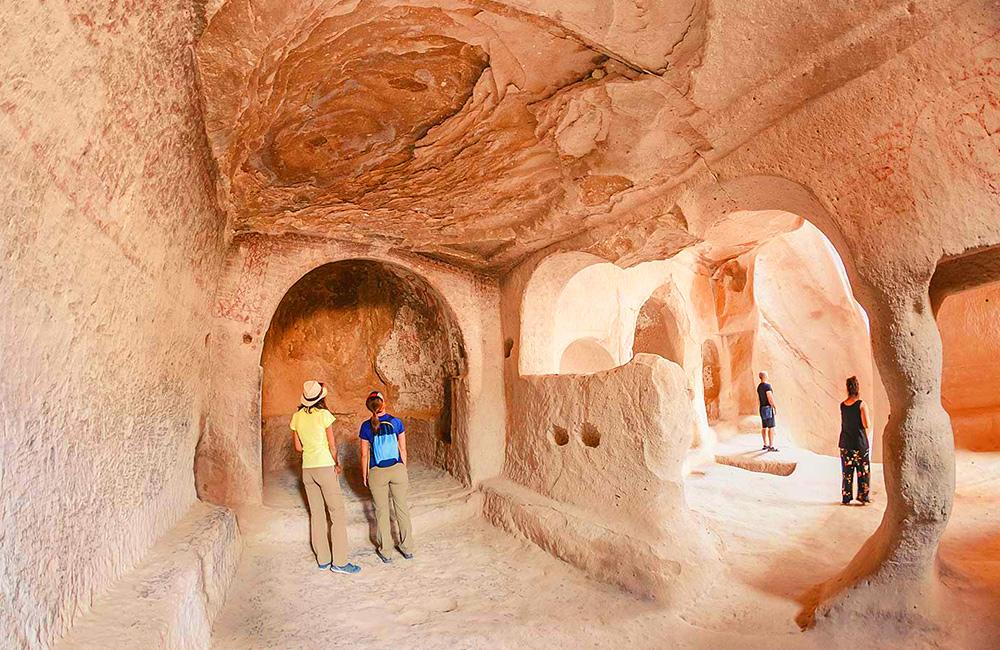 walking and rambling tours in turkey, cappadocia