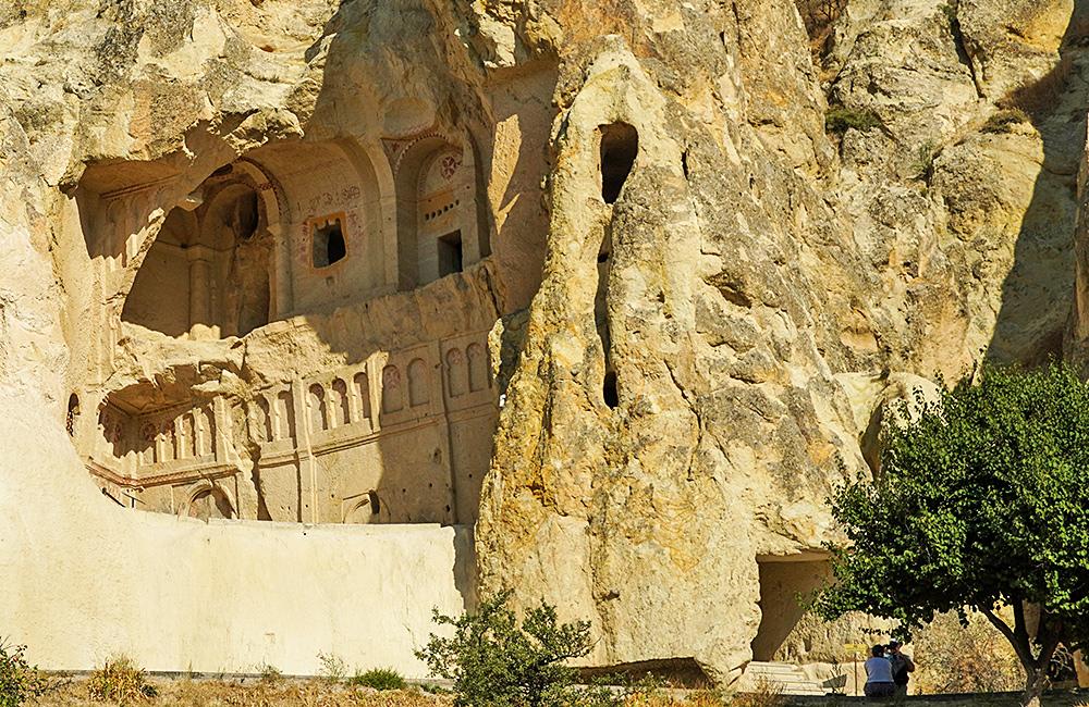 independent walking tours in cappadocia, turkey