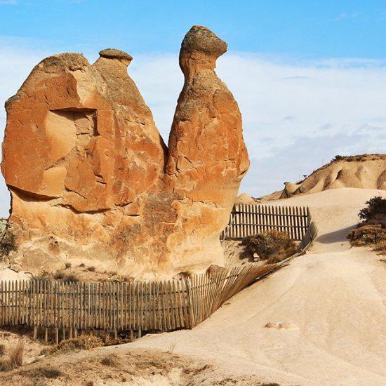 self-guided hiking tours in cappadocia, turkey