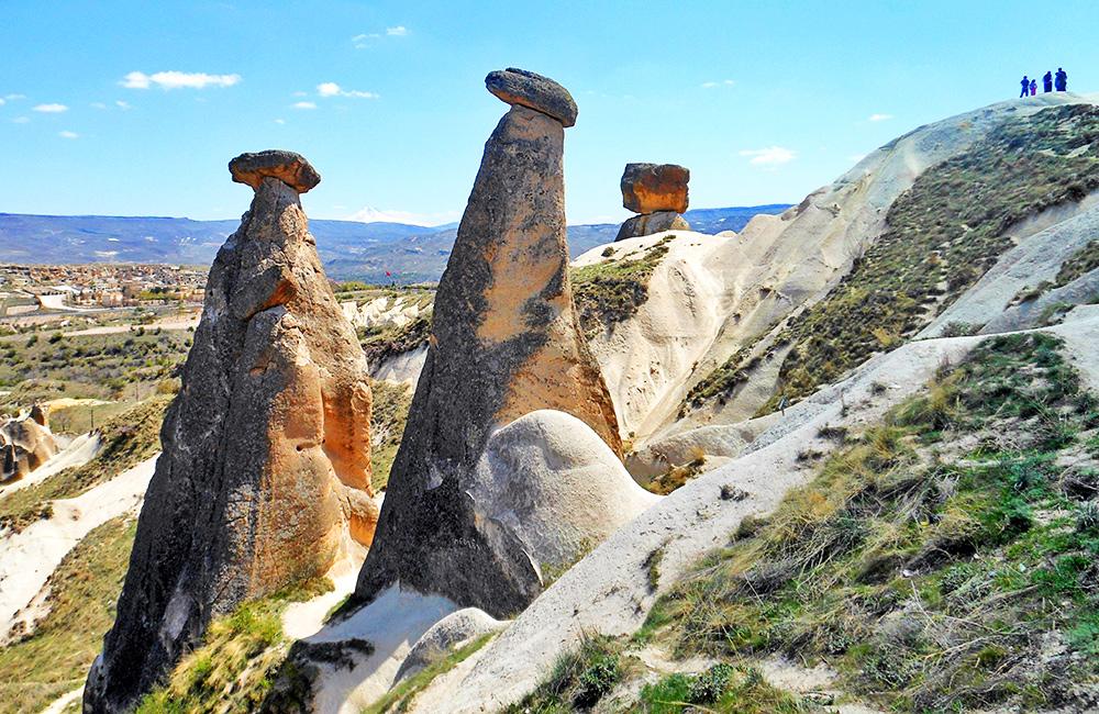 turkey independent walking holidays, cappadocia