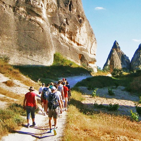 turkey self-guided walking holidays, cappadocia