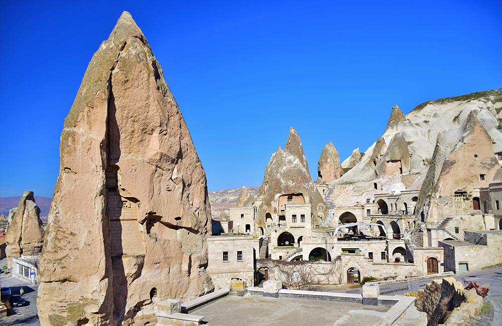 turkey self-guided walking tours, cappadocia