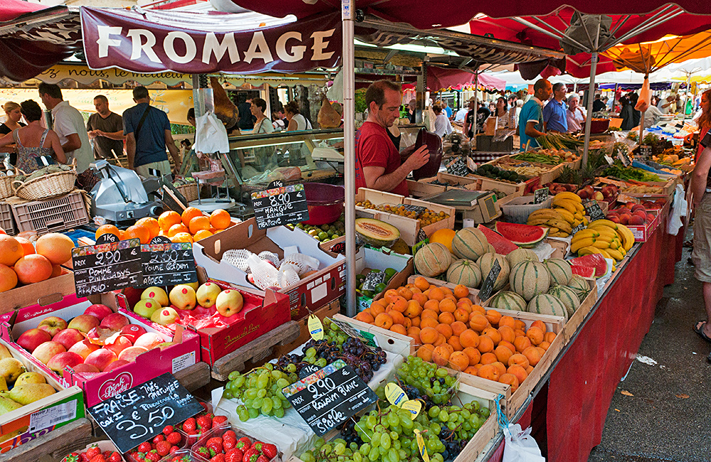 france self-guided trekking in provence