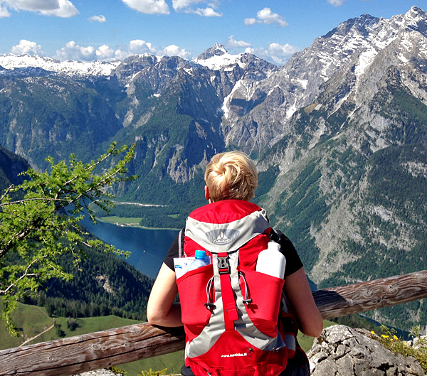 germany and austria self-guided hiking tours