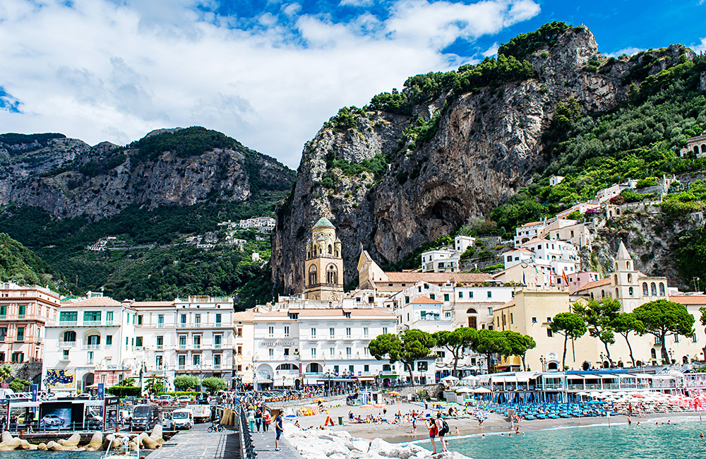 independent walking tours in amalfi