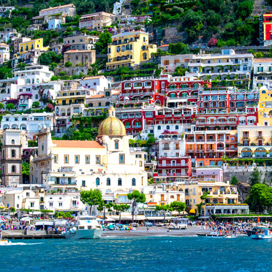 amalfi self-guided walking hiking tour