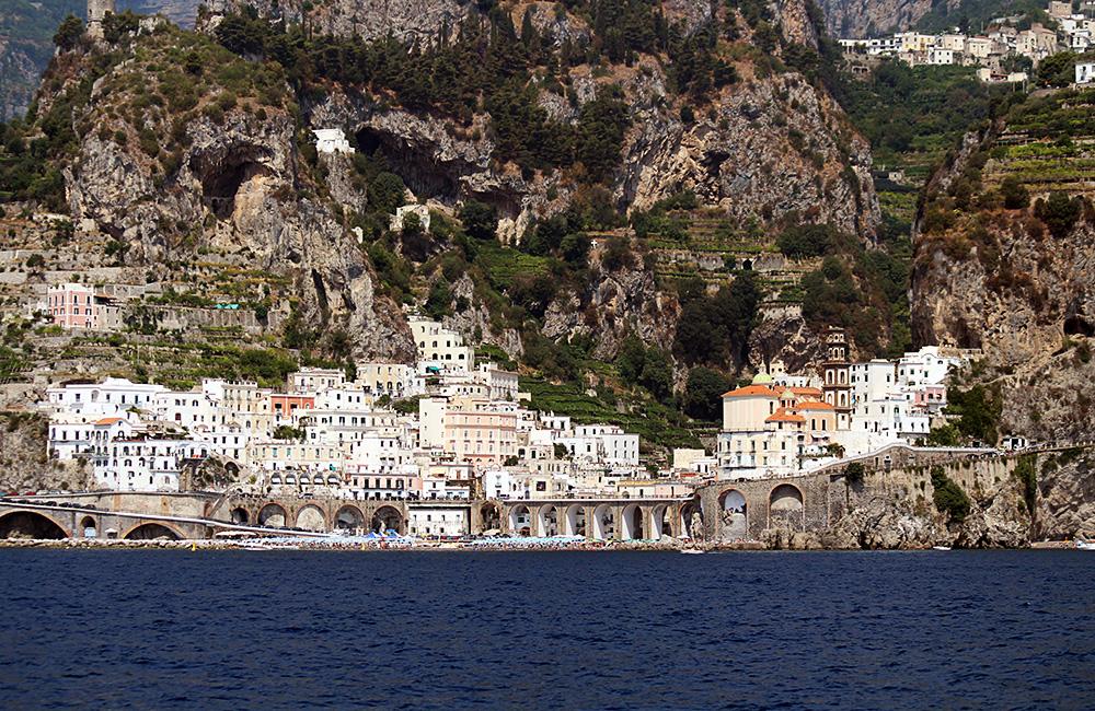 amalfi coast unguided rambling holidays