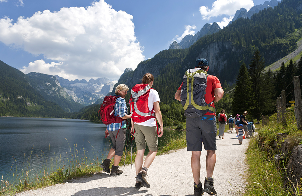 independent walking vacations in austria