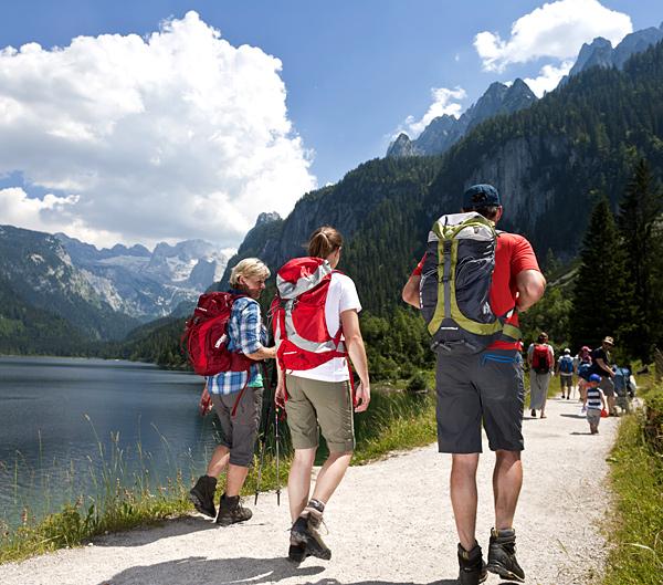 self-guided trekking tours in austria