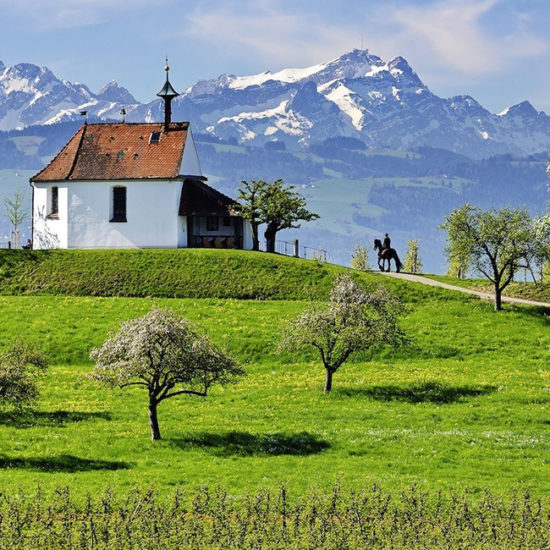 self-guided walking and trekking in the black forest, germany