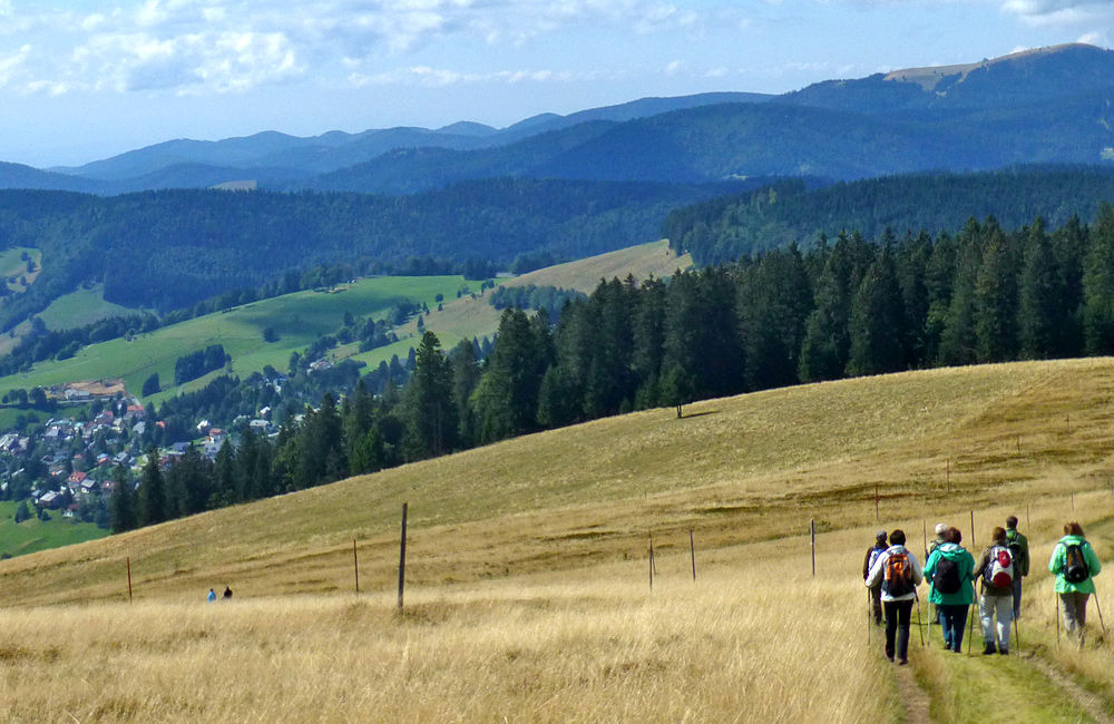 germany self-guided walking tours