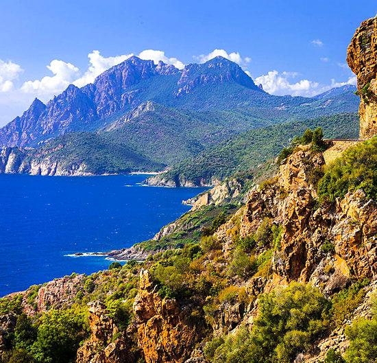 corsica self-guided hiking