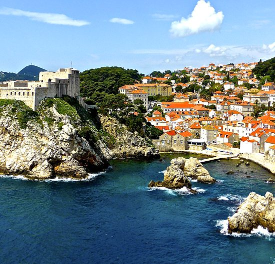 croatia self-guided hiking and walking tours