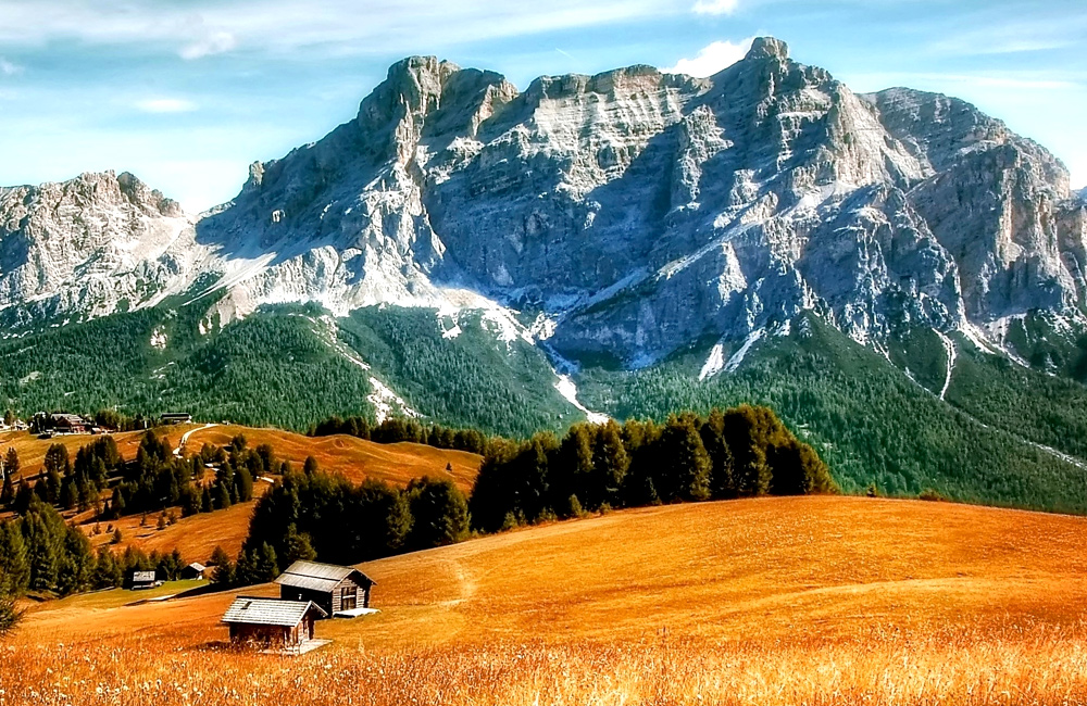 dolomites italy self-guided trekking holidays