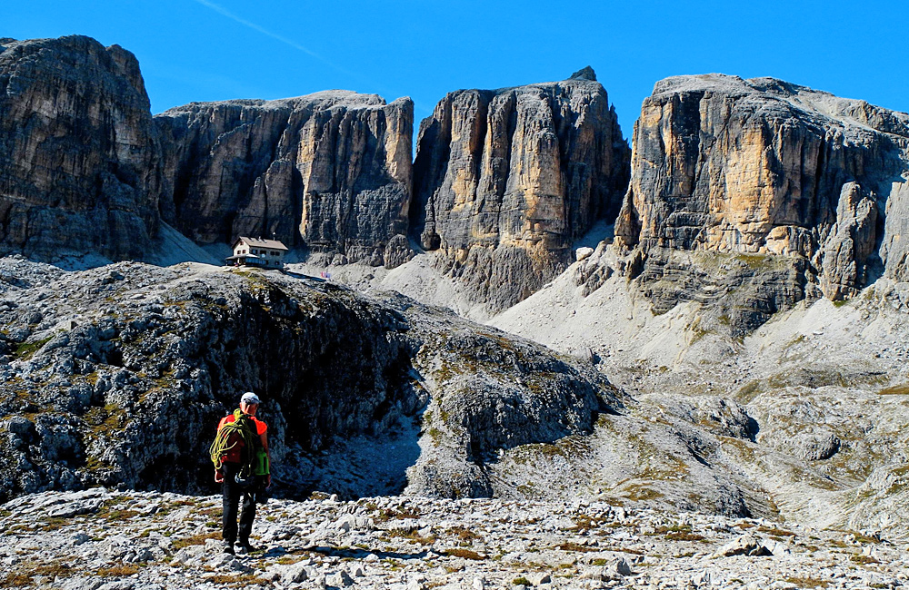 dolomites italy inn to inn self-guided trekking