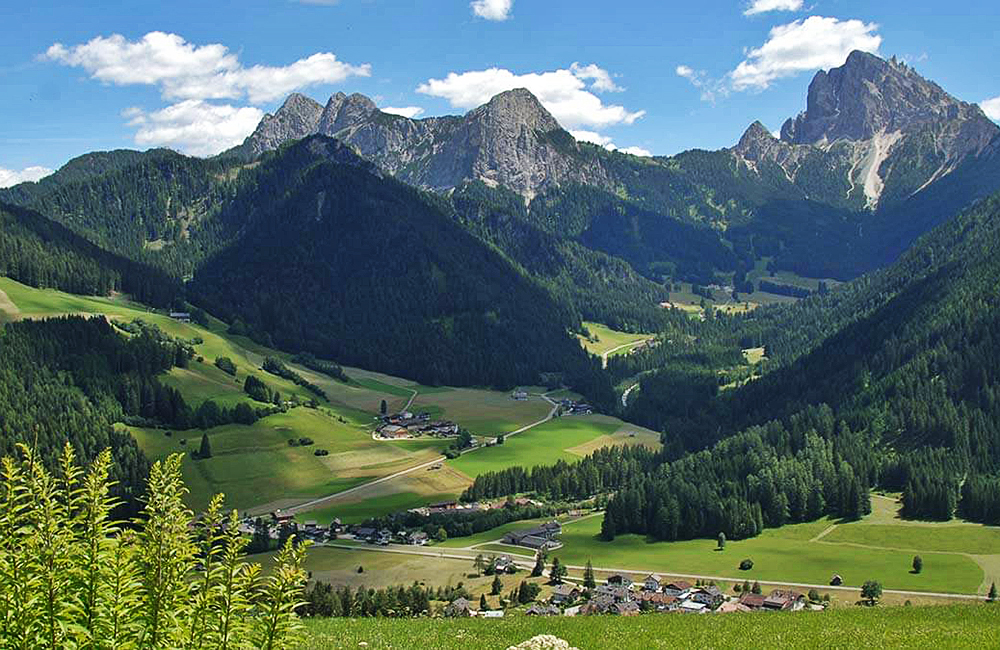 dolomites unguided trekking and hiking, italy