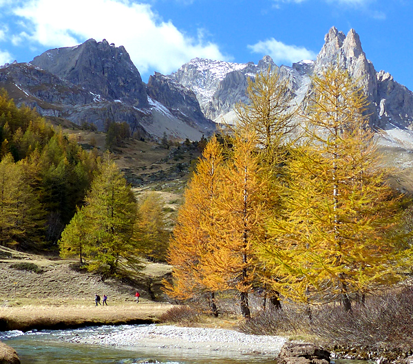 dolomites self-guided hiking and trekking