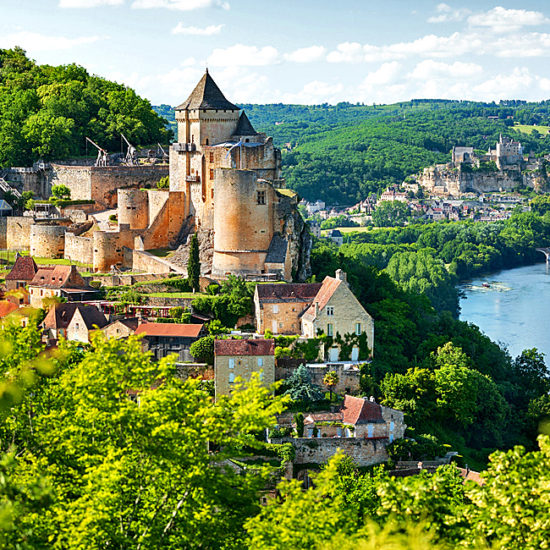 dordogne independent hiking and walking in france