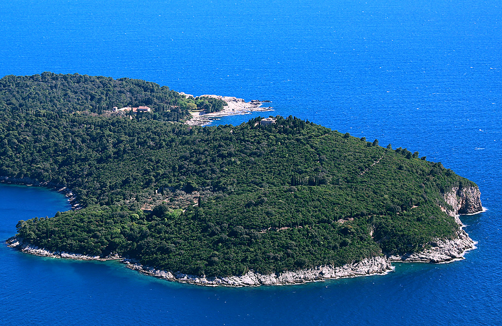 croatia self-guided walking and trekking tours