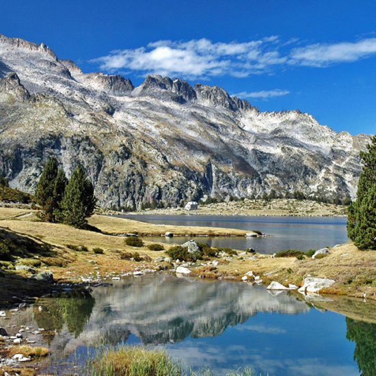 pyrenees france unguided trekking