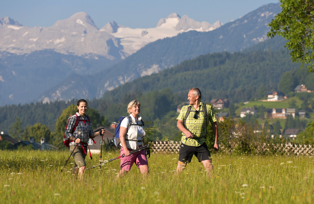 self-guided walking and trekking tours in austria
