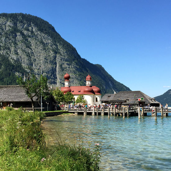 self-guided hiking tours in the alps