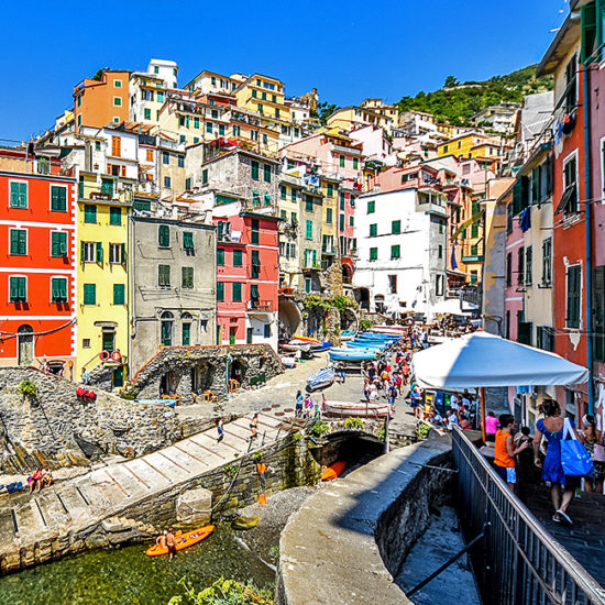 cinque terre self-guided walking and trekking tours