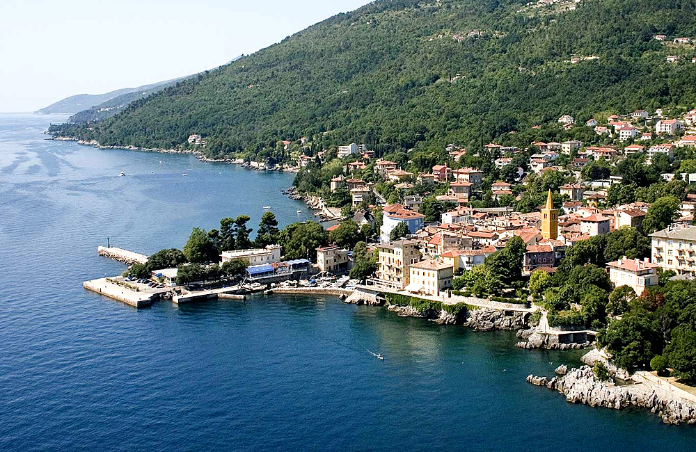 istria self-guided trekking and walking holidays