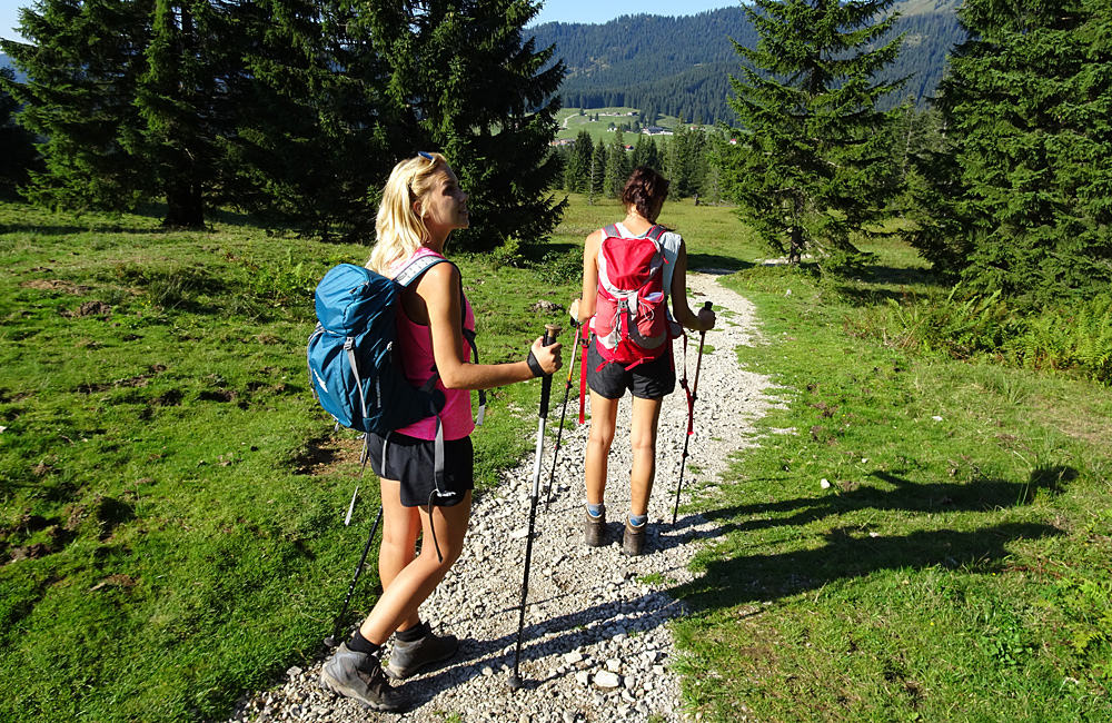 germany and austria independent trekking vacations