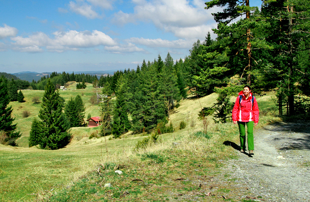 independent walking and hiking tours of bulgaria