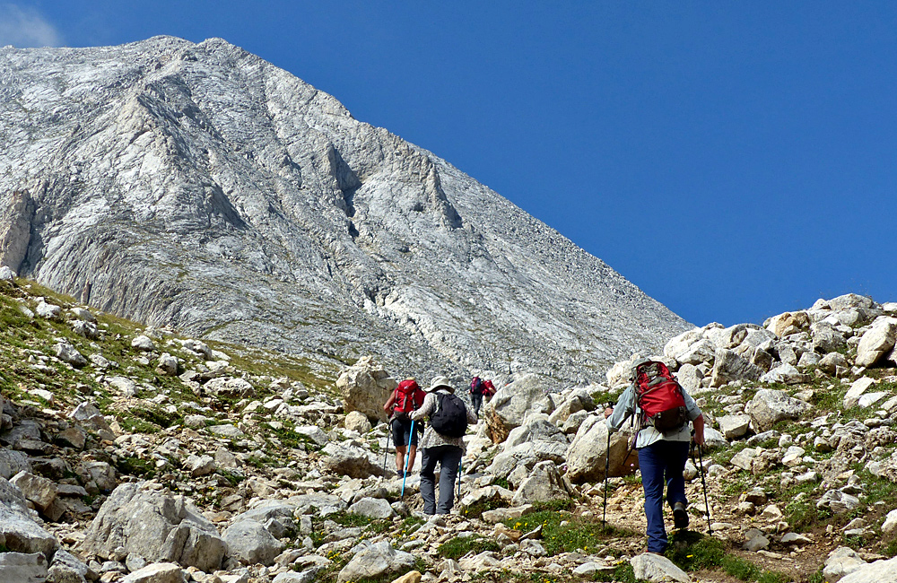 self-guided rambling in rila and pirin, bulgaria