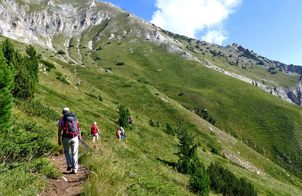 bulgaria self-guided trekking in rila and pirin