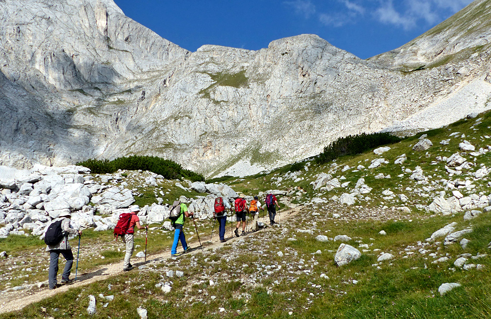 pirin and rila independent trekking in bulgaria