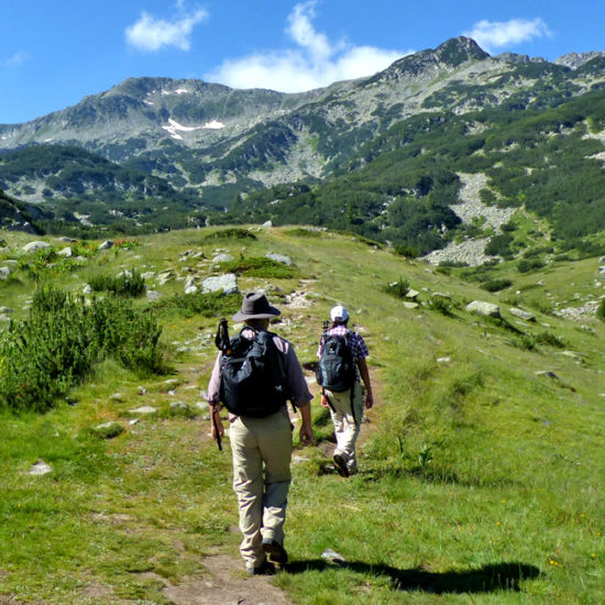 independent trekking tours in rila and pirin, bulgaria