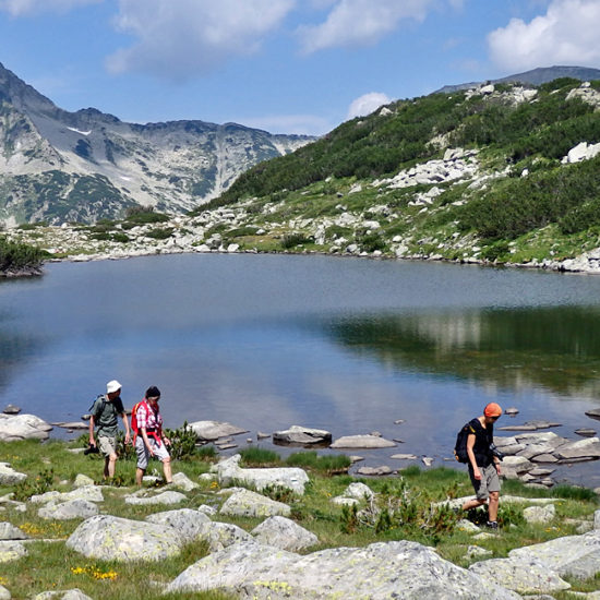 pirin and rila unguided walking and hiking tours, bulgaria