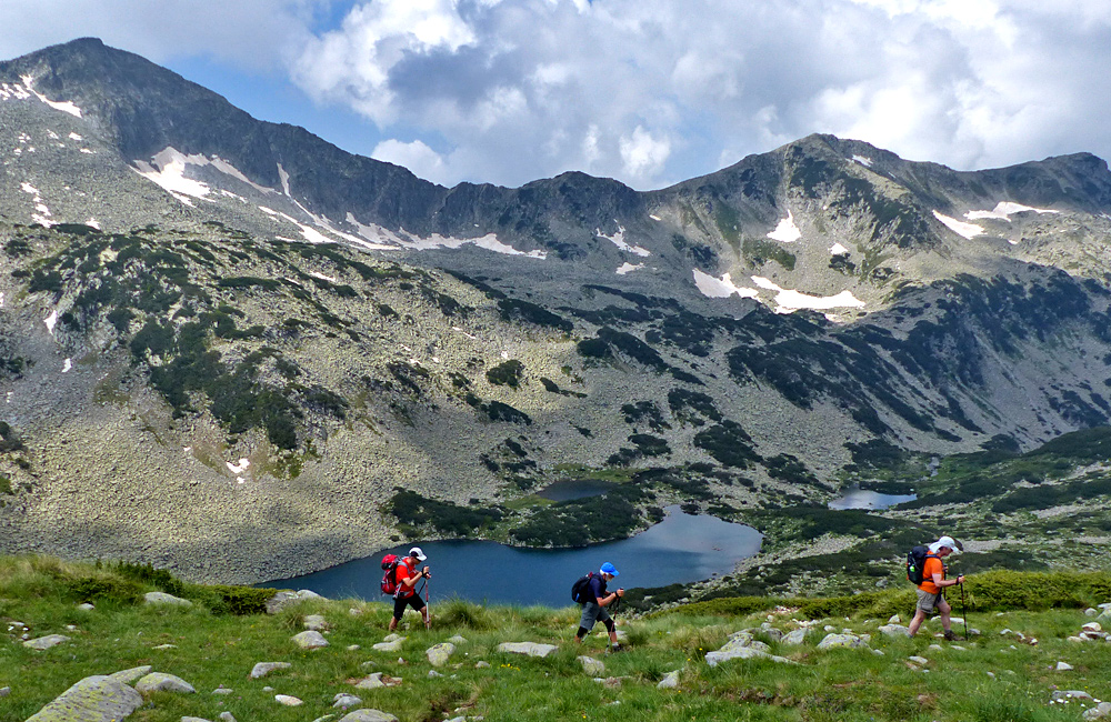 self-guided walking vacations in bulgaria