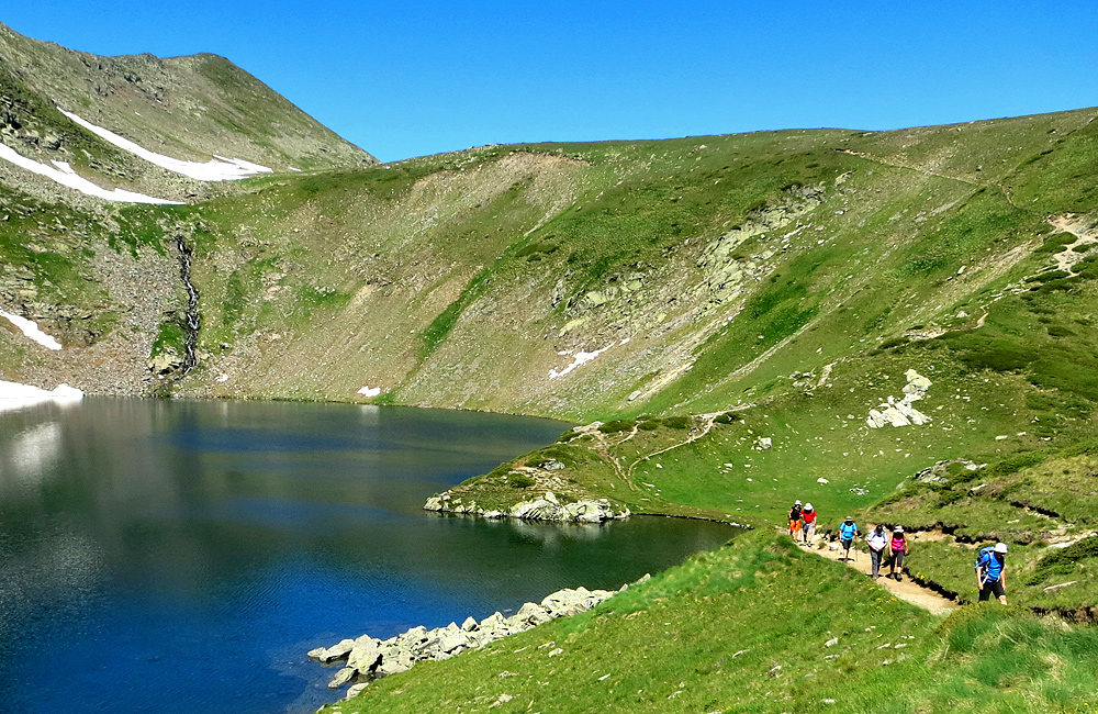 rila and pirin walking and hiking tours, bulgaria