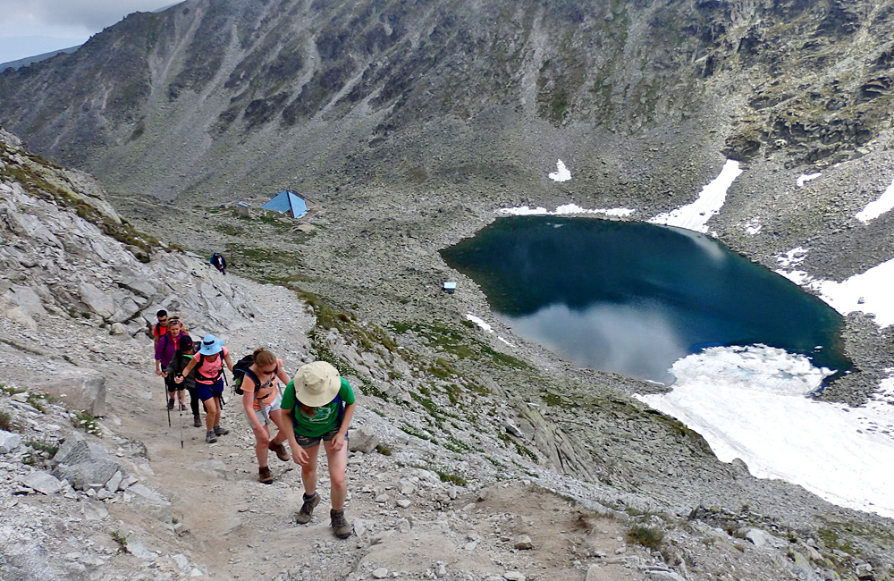 pirin and rila trekking holidays, bulgaria