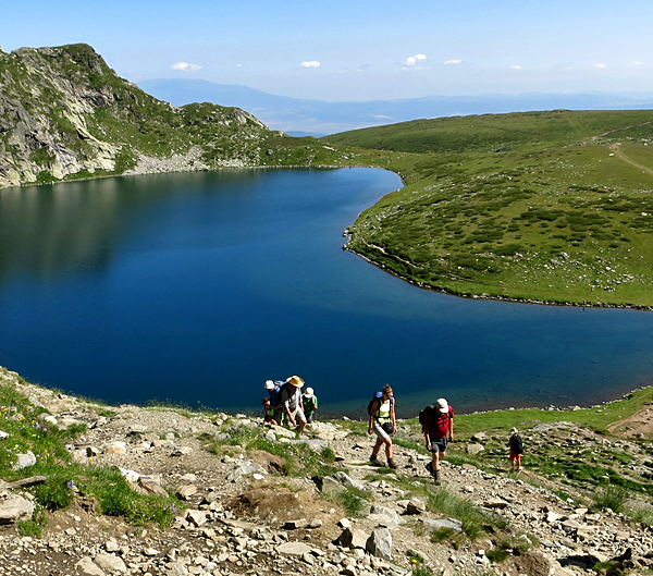 self-guided hiking and walking tours of bulgaria