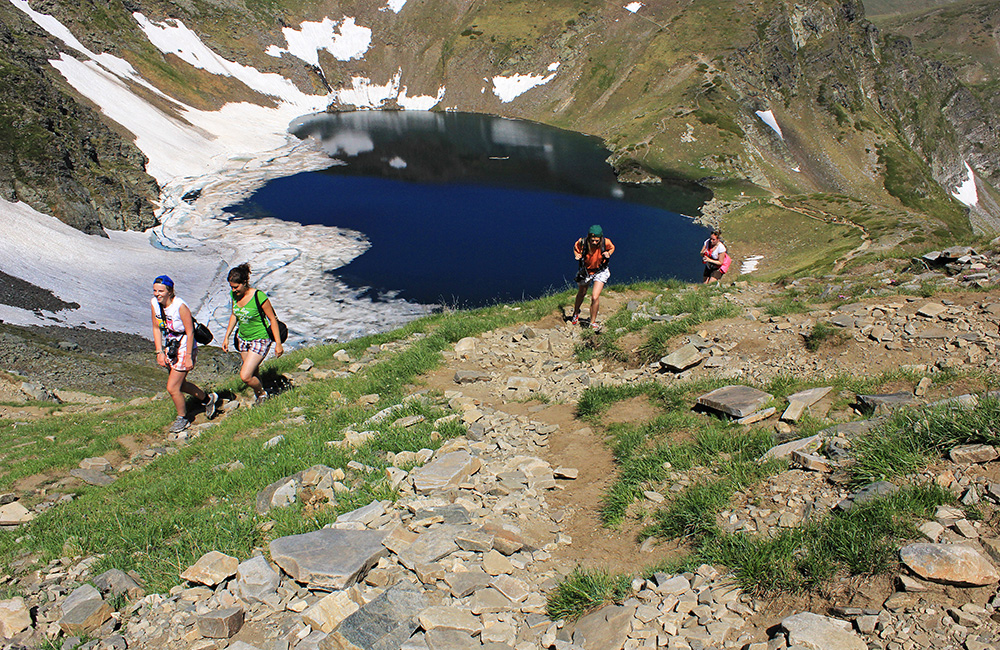 rila self-guided trekking holidays
