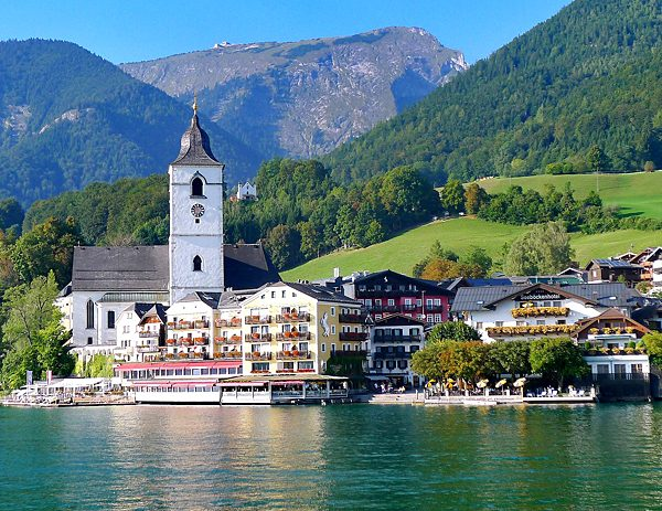 austria self-guided walking and hiking holidays