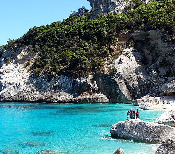 sardinia self-guided walking and hiking tours