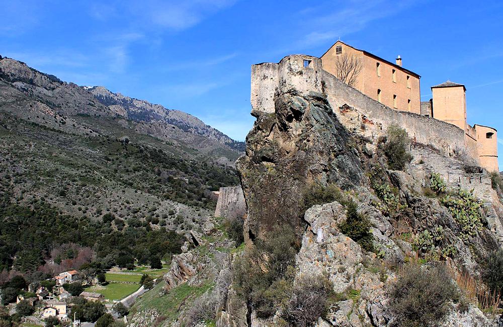 corsica independent hiking tours