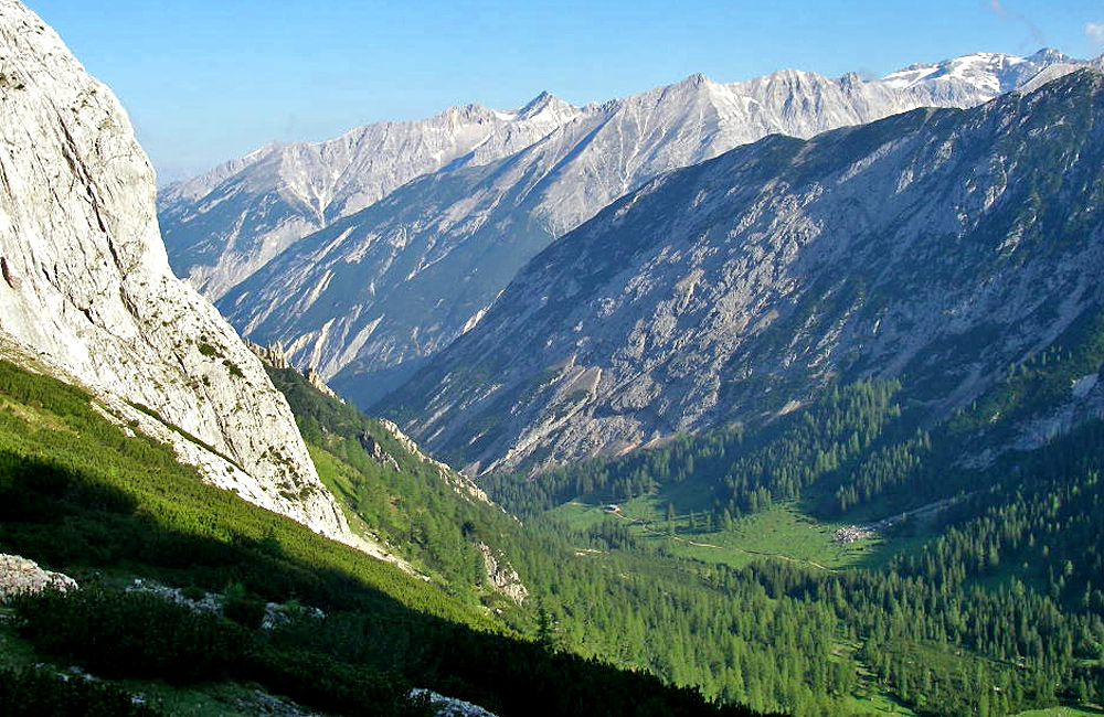 austrian alps self-guided walking holidays